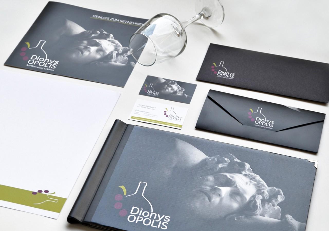 Werbeagentur Osnabrück click-werk Design Gestaltung Logodesign Interieurgestaltung Speisekarte Arbeitsbekleidung Flyer Lieferkarte Give-Aways Plakate Social Media Beschilderung